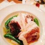肉ビストロ センバキッチン - 鯛のアクアパッツァ