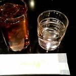 居酒屋ダイニング ミスターサンペイ - ドリンク(ウーロン茶)