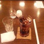 cafeグラス - アイス珈琲