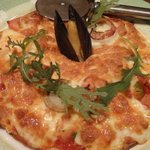 ファルファッレ - シーフードピザ