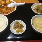 匠 - 麻婆豆腐定食