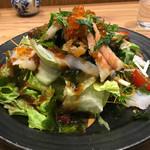 49950085 - 海鮮サラダ
