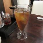 かぐらちゃか 餃子庵 - ウーロン茶 280円