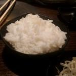 太田精肉店 - 米が・・・