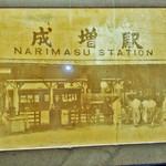 やまだや - 成増駅 昭和23年  2016/04/15
