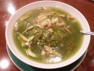 翡翠楼 - 海鮮翡翠炒飯
