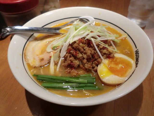 ひごもんず 西荻窪店 - 台湾ラーメン