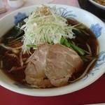 隨縁カントリークラブ 恵庭コース レストラン - 料理写真:ねぎ醤油ラーメン