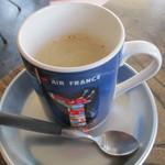 49957713 - コーヒーも大きいサイズ