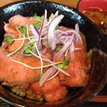 49958298 - ローストビーフ丼 ¥810