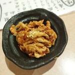 串丸 - 鶏セセリチャンジャ♪