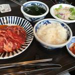 49959614 - 焼肉定食