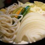 アサヒビール園 羊々亭 - 野菜盛り