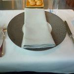 ブノワ - テーブルセットはこんな感じ♪