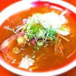 麺屋 朱雀 - 味噌ラーメン