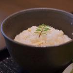 阿茶羅木蓮 - タケノコご飯!