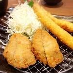 とんかつ政ちゃん - 料理写真:花月