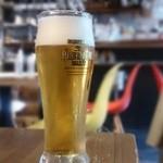 エヌ1221 - 生ビールもあるので遠慮なく頼んでみよう♪(^o^)/
