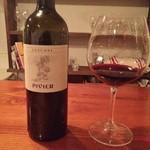 チルカ - 赤ワイン♪