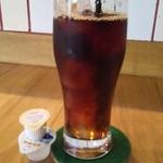 49965170 - セットのアイスコーヒー