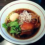 影武者 - 【醤油らーめん + 味玉】¥850 + ¥100