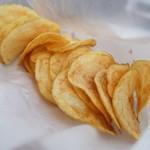 おおみち農園 - 料理写真:自家製ポテチ