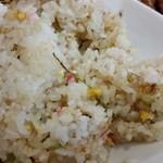 大幸 - 唐揚げセットの炒飯