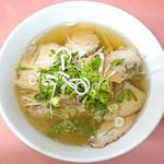 青竜亭 - 料理写真:叉焼麺