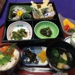 湯野温泉 紫水園 - 料理写真: