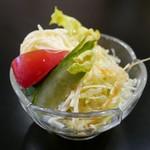 手作り洋食の店 ぱ・らんて - サラダ