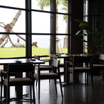 Restaurant Azzurro Mare Terrace on the Bay -