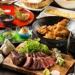 Dining kaze 池袋の風 - 特撰黒毛和牛コース料理