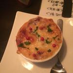 藤丸クラフト - ブルーチーズと牡蠣のグラタン