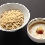 麺也 時しらず - 料理写真:泡つけ麺