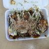 おやつ村 - 料理写真:たこ焼き(7コ入り)・380円