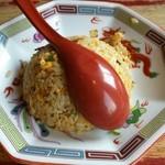 49983792 - 餃子定食 +390円のミニ炒飯