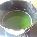 天空の里上ヶ流茶 - 御抹茶