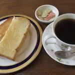 木こり - 料理写真:トーストを付けて見た
