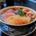 らぁ麺 紫陽花 - 特製醤油らぁ麺☆