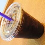 コーヒービーン&ティーリーフ - アイスコーヒー