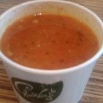 チャウダーズ シアトルスープス - チャウダーズ シーフード・トマトチャウダー