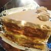 フランジパーヌ - 料理写真:カプチーノケーキ