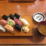 橘寿司支店 -