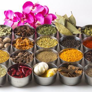 『スパイス』を豊富に使用したアジア諸国の絶品料理