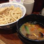 49991044 - つけ麺大盛り〜(^.ー^)ノ¥950円