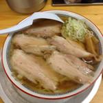 森田屋 東店 - チャーシュー麺 ¥850-
