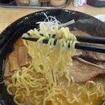 麺ダイニング Kazu 屋 - 麺リフトなんてやってみましたよ(^ー゚)ノ