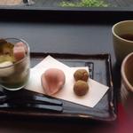 香炉庵 茶寮 -