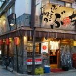 ホルモン焼き肉ぶち - 2016.4 阿佐ヶ谷店 店舗外観