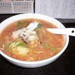 麺屋 海神 - 蟹味噌